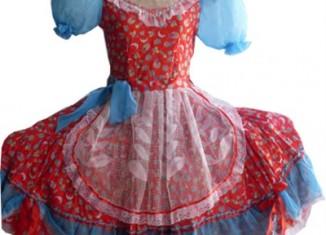 Vestidos para Festa Junina