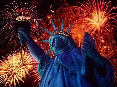Estátua da Liberdade. (Foto: Reprodução)