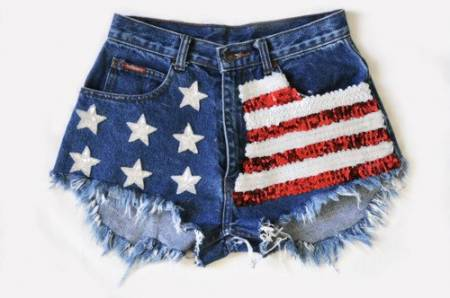 Shorts Customizados - Fotos E Dicas De Como Fazer