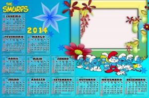 2014-calend-10-smurfs