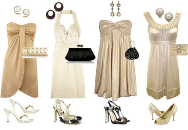 Acessórios que combinam com os vestidos. (Foto: Divulgação)