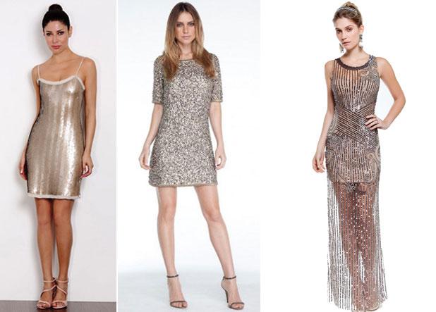 Além das cores tradicionais, o dourado e as cores metálicas fazem muito sucesso entre as brasileiras.