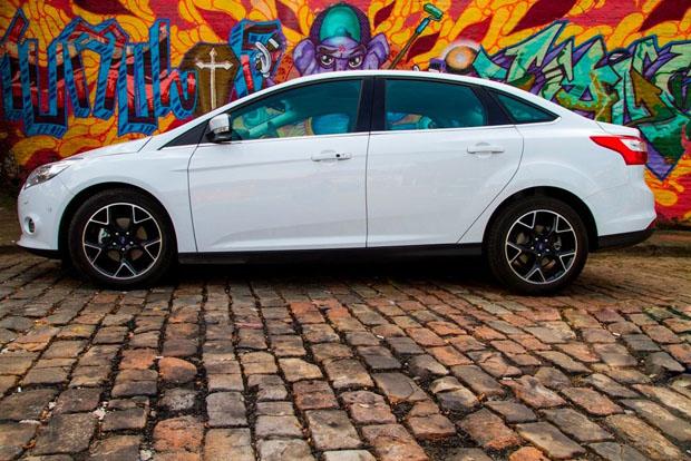 Ford Focus Sedan (Foto: Divulgação)