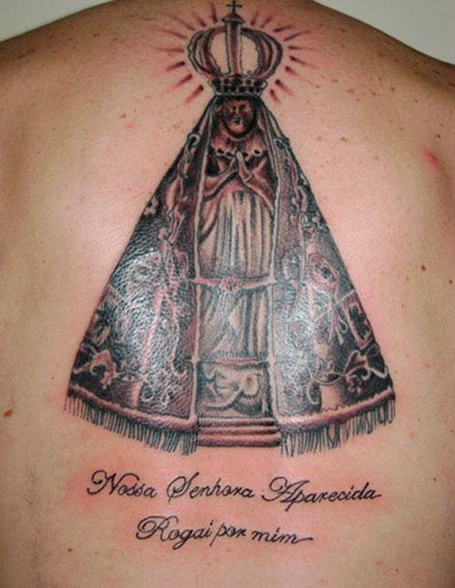 Tatuagens Religiosas Femininas E Masculinas Fotos