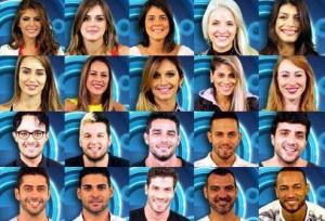 Lista dos Participantes do BBB14 é divulgada