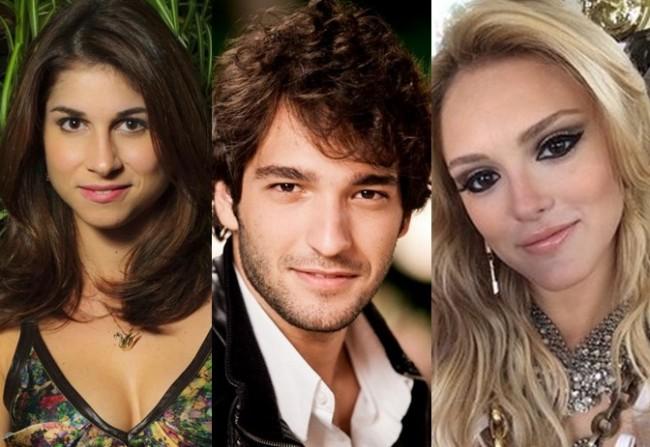 Em Geração Brasil, Chandelly Braz, Humberto Carrão e Isabelle Drummond viverão um triângulo amoroso. (Foto: Reprodução)