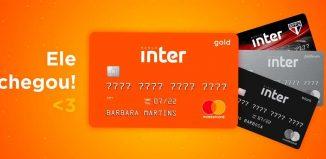 Cartão Banco Inter