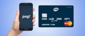 Como Solicitar o Cartão de Crédito Pag!