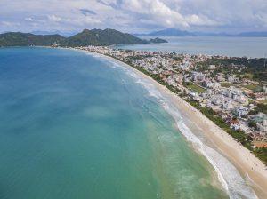 Praia de Bombinhas – Santa Catarina