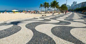Praia De Copacabana – Rio De Janeiro