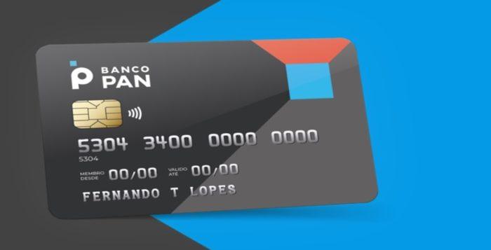 cartão banco pan