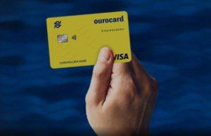 Ourocard Internacional Empreendedor Visa: PF e PJ