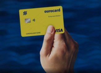 ourocard internacional empreendedor visa